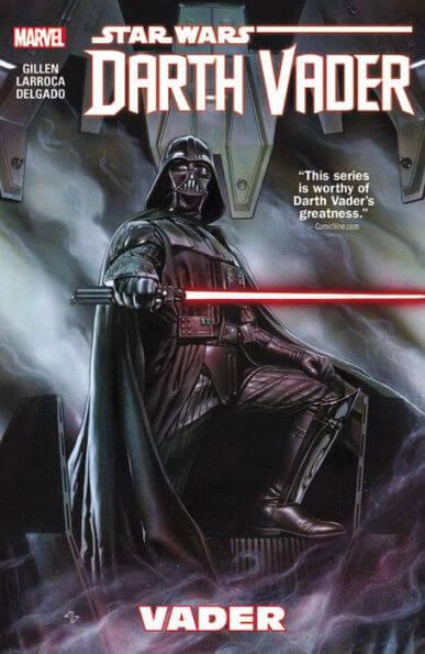 Darth Vader Vol 1 by Kieron Gillen
