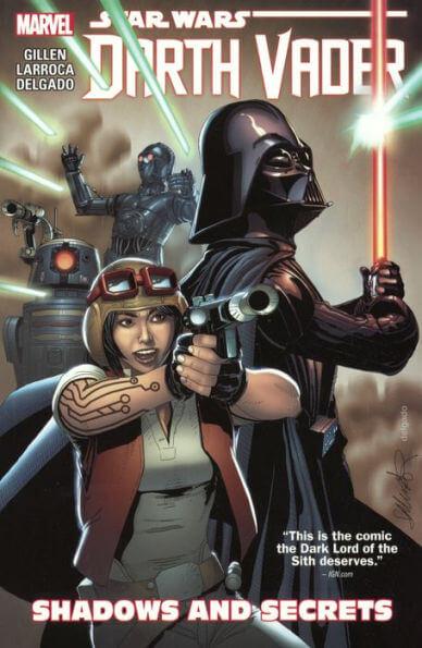 Darth Vader Vol 2 by Kieron Gillen
