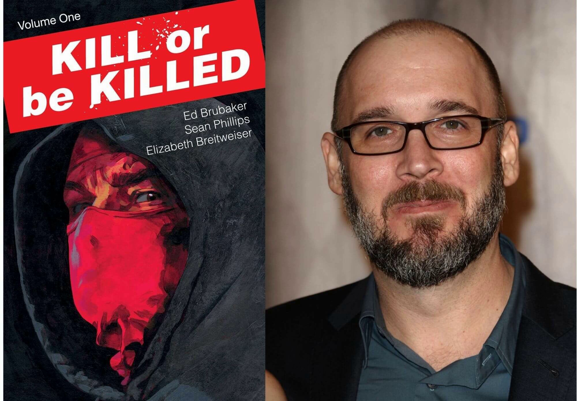 Kill Or be Killed vol 1 Ed Brubaker