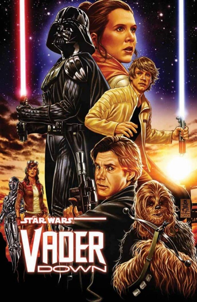 Vader Down by Jason Aaron)
